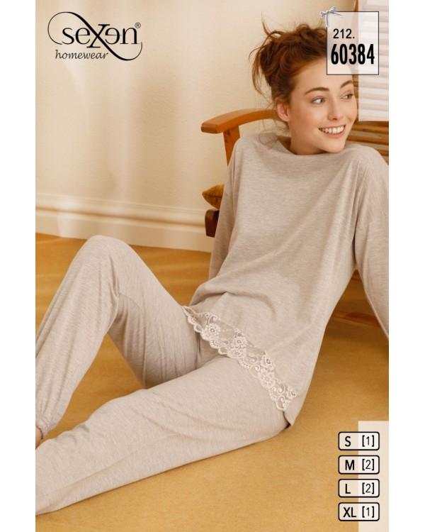 Молодіжна піжама SEXEN 60384
