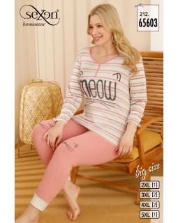 Молодіжна піжама SEXEN 65603