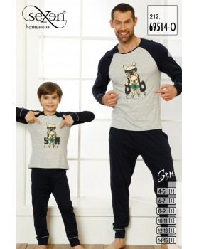 Піжама для хлопчиків Sexen 69514-O