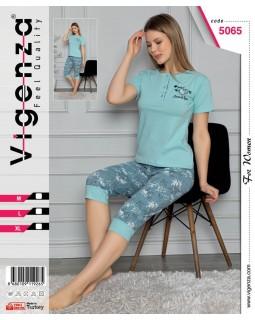 Молодіжна піжама з бріджами Vigenza 5065