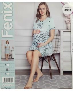 Сорочка для вагітних Fenix 4969