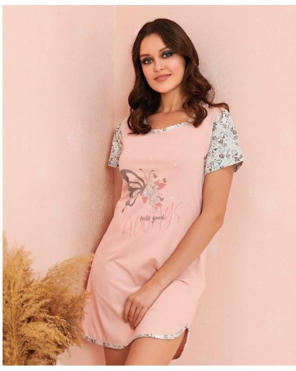 Молодіжна сорочка Pink Secret 3618