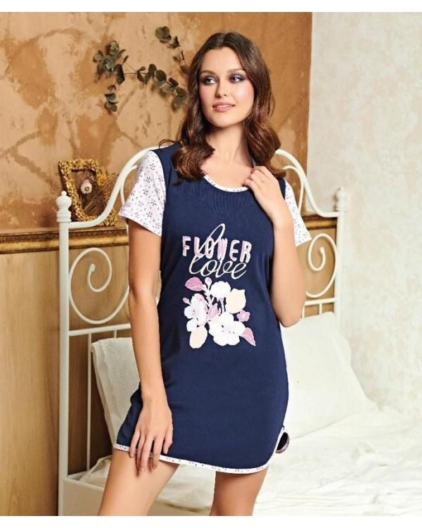 Молодіжна сорочка Pink Secret 3630