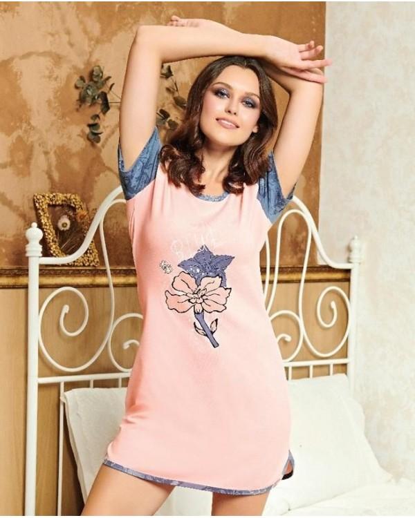 Молодіжна сорочка Pink Secret 3626