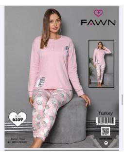 Молодіжна піжама FAWN 6559