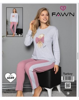 Молодіжна піжама FAWN 6549