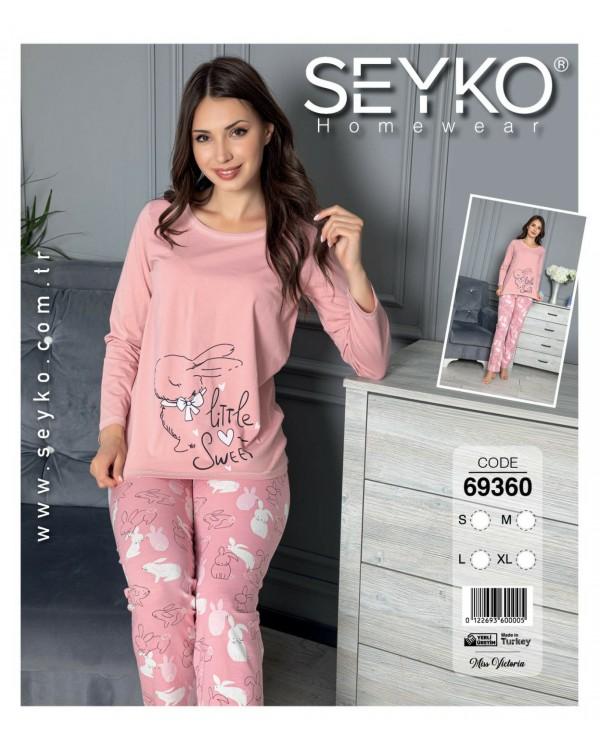 Молодіжна піжама SEYKO 69360