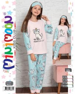 """Дитяча піжама фліс-махра """"Princess Cat"""""""