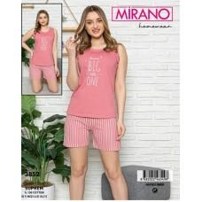 Піжама з шортами Mirano 3852