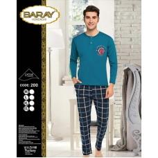 Піжама чоловіча BARAY 2200