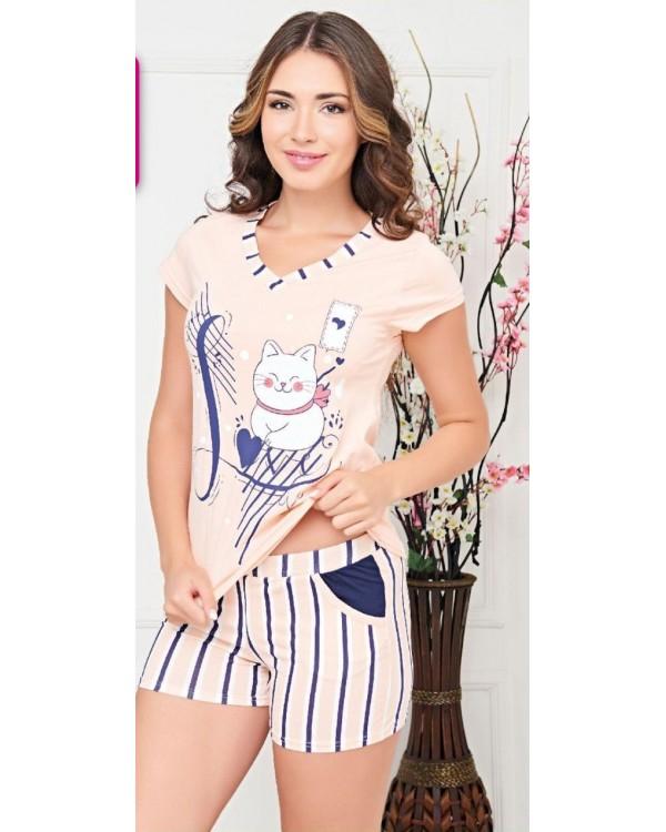 Піжама молодіжна Pink 5406