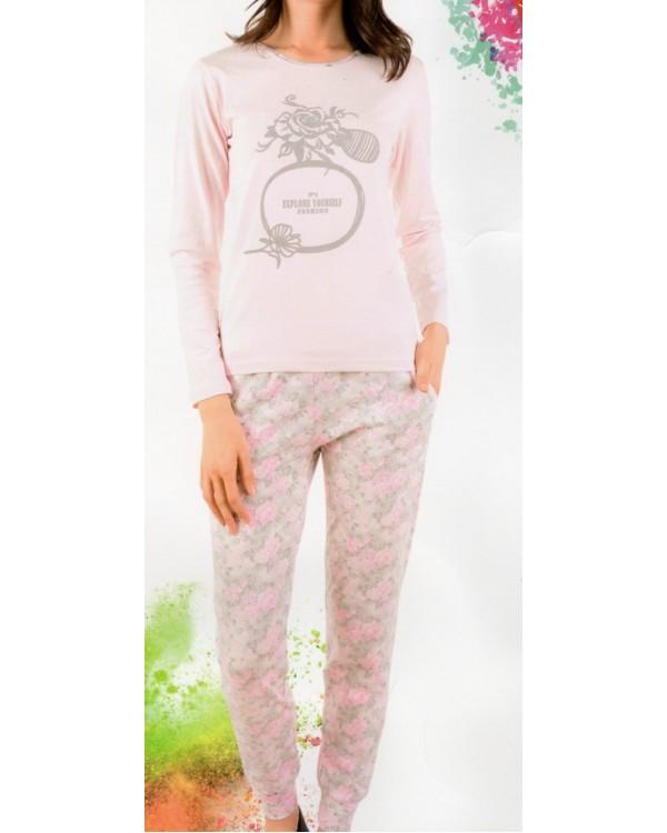 Молодіжна піжама Nicoletta 96209