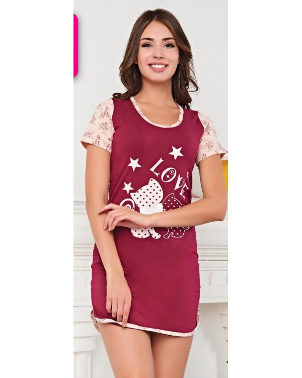 Молодіжна сорочка Pink Secret 5276