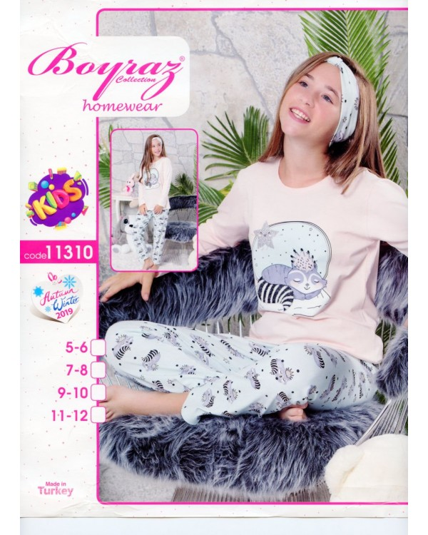 Дитяча піжама Boyraz homewear collection 11310