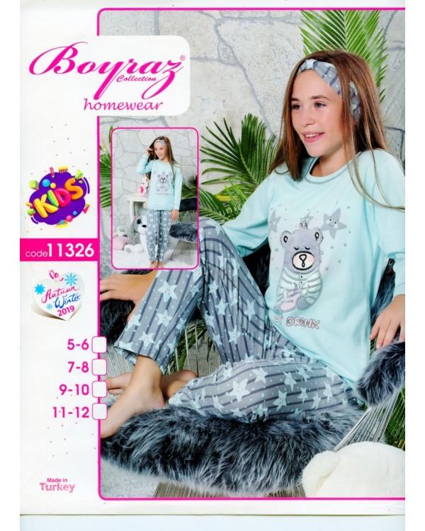 Дитяча піжама Boyraz homewear collection 11326