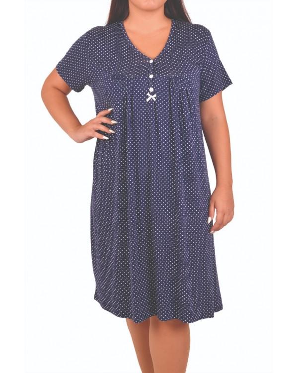 Жіноча сорочка великого розміру Nicoletta 81959