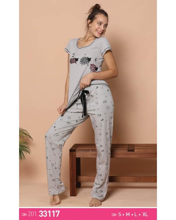 Молодіжна піжама SEXEN 33117