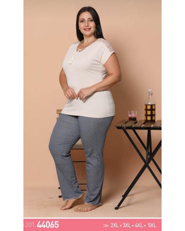 Піжама великих розмірів SEXEN 44065