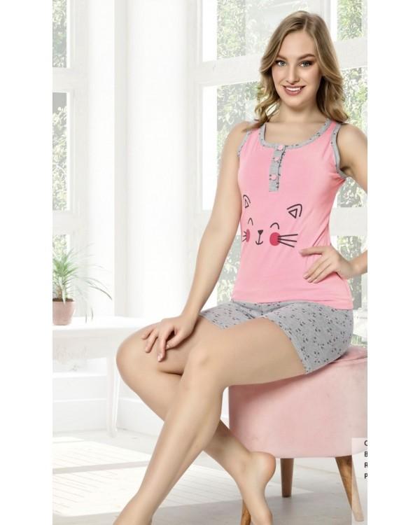 Молодіжна піжама Miss Victoria 65278