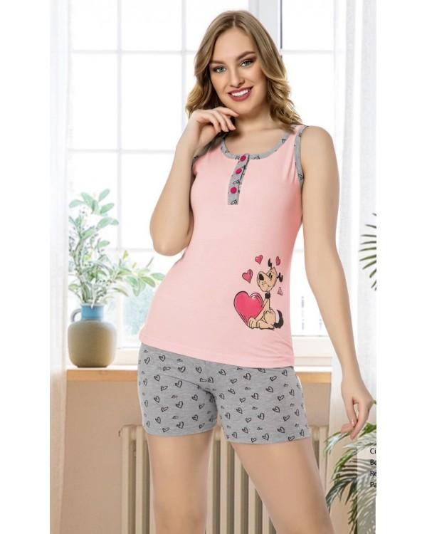 Молодіжна піжама Miss Victoria 65296