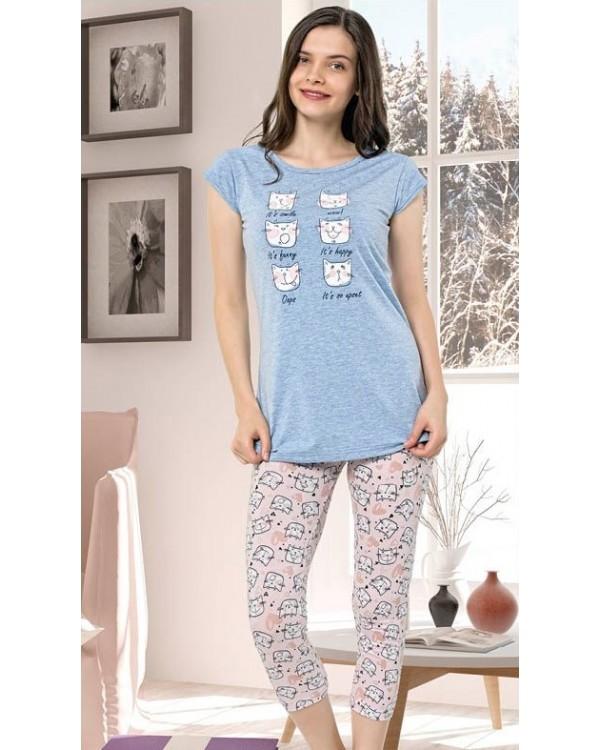 Молодіжна піжама ISIK 9551