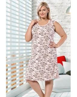Жіноча сорочка великого розміру ISIK 902310