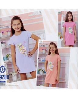 Нічна сорочка для дівчат Baykar 9280