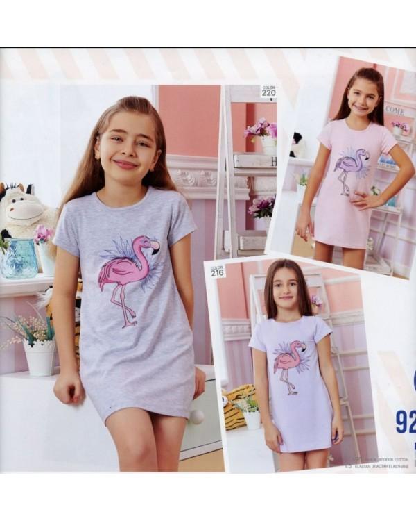 Нічна сорочка для дівчат Baykar 9281