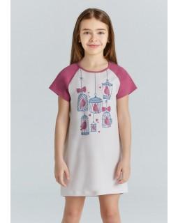 Нічна сорочка для дівчат Baykar 9216
