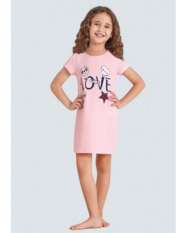 Нічна сорочка для дівчат Baykar 9373