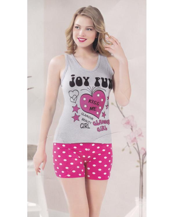 Молодіжна піжама Miss Victoria 65178