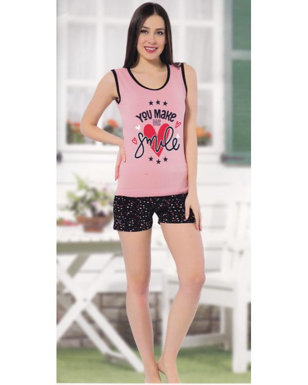 Молодіжна піжама Moda Love 2233