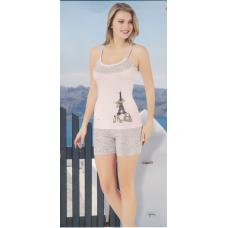 Молодіжна піжама Miss Victoria 65104