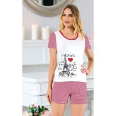 Молодіжна піжама Miss Victoria 65212