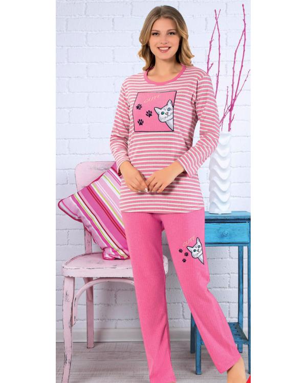 М'яка молодіжна ангорова піжама 'Cat'