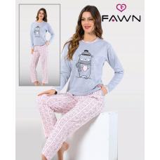 Молодіжна піжама FAWN 2057
