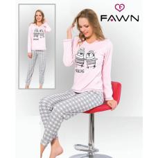 Молодіжна піжама FAWN 2068