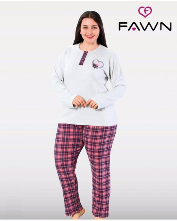 Молодіжна піжама FAWN 2357