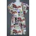 Плаття зі штапелю