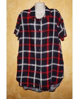 Легка сорочка зі штапелю