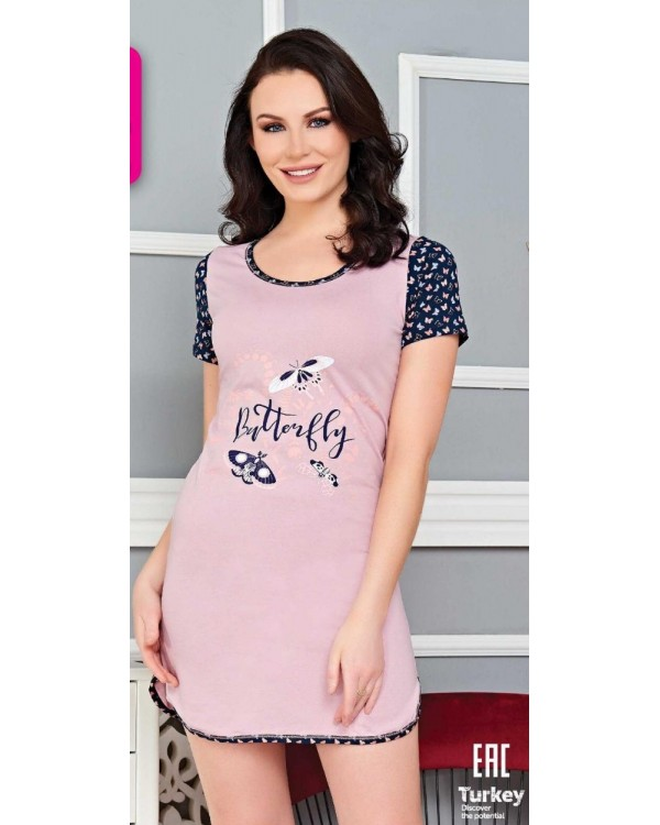 Молодіжна сорочка Pink Secret 5050
