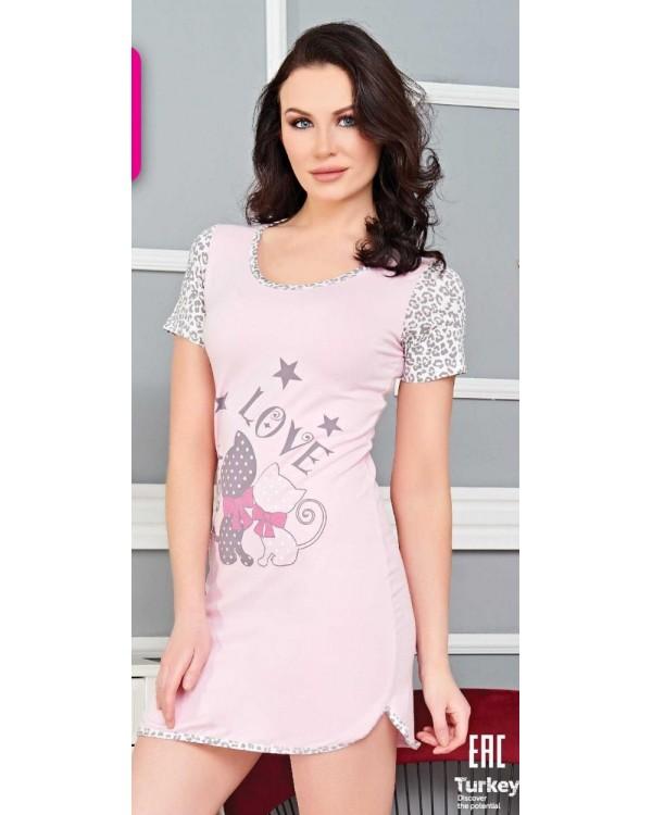 Молодіжна сорочка Pink Secret 5054