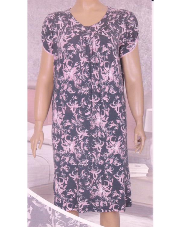 Жіноча сорочка великого розміру Nicoletta 81875
