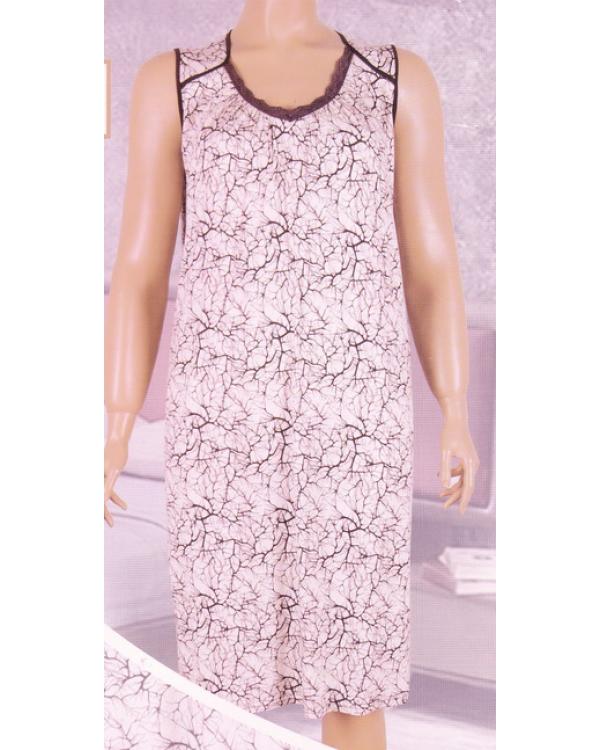 Жіноча сорочка великого розміру Nicoletta 81887