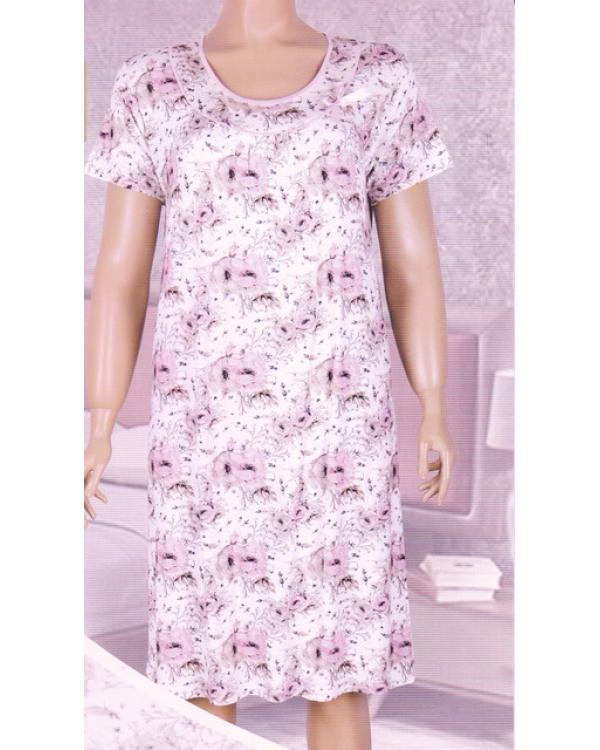 Жіноча сорочка великого розміру Nicoletta 81890