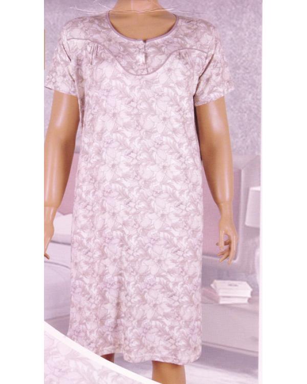Жіноча сорочка великого розміру Nicoletta 81892