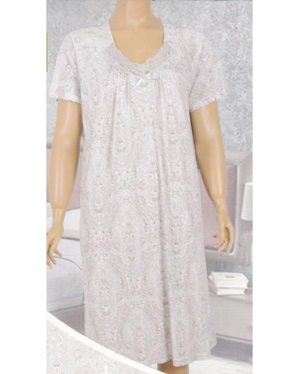 Жіноча сорочка великого розміру Nicoletta 81901