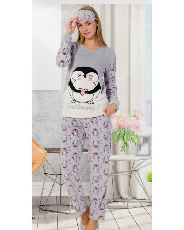 Тепла молодіжна піжама `Good Morning`